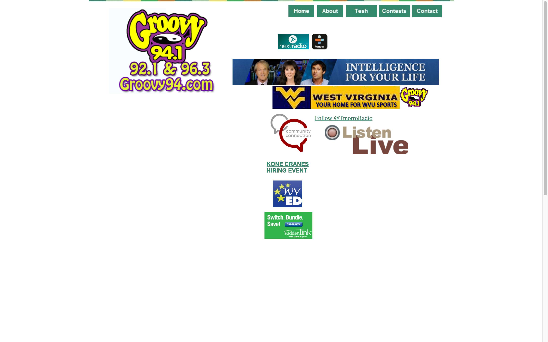 groovy-listen-live-web-design