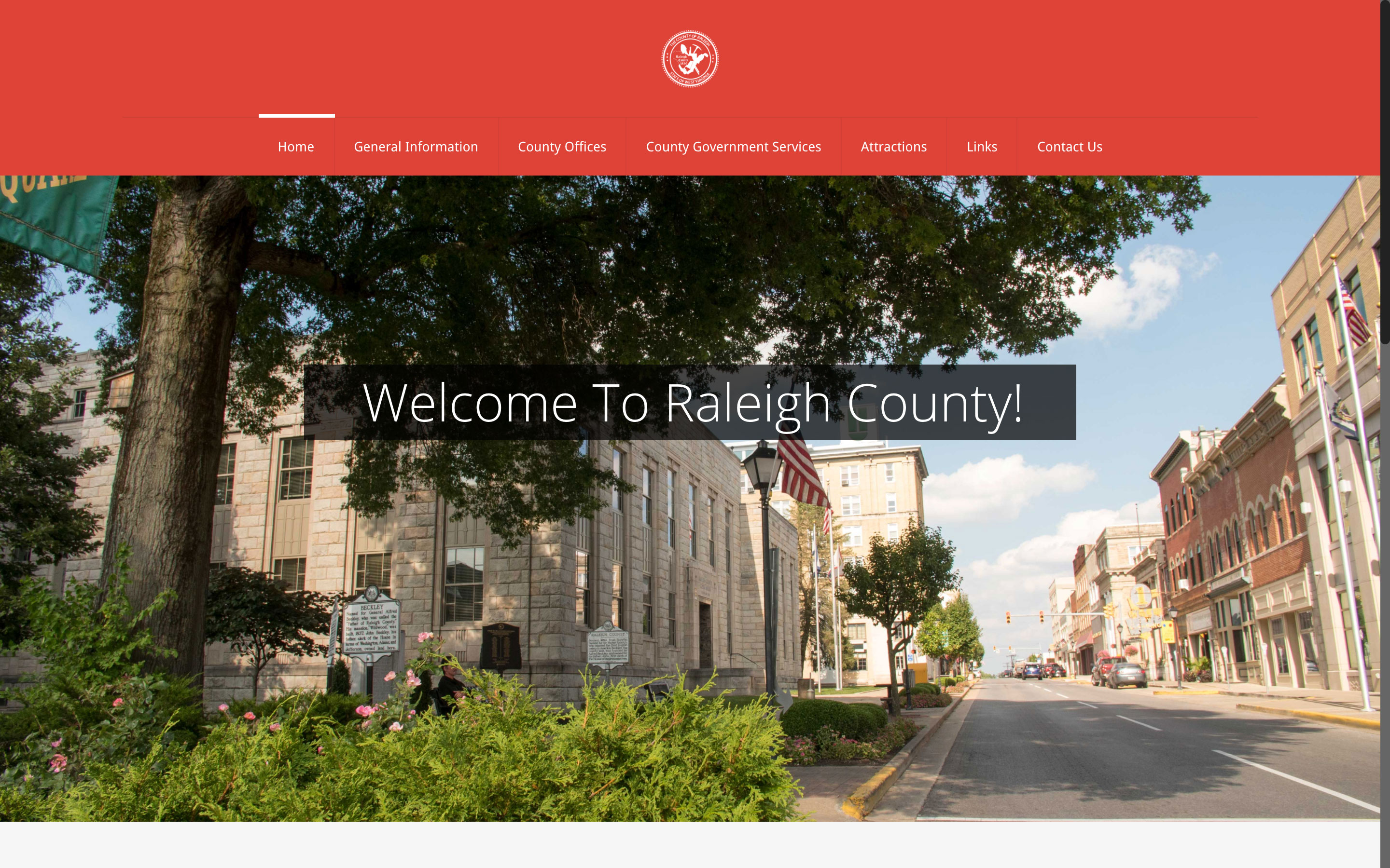 raleigh-county-home--web-design