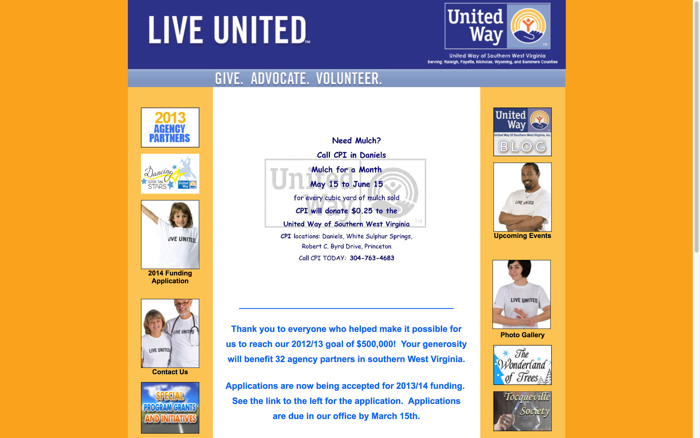 united-way-need-mulch-web-design