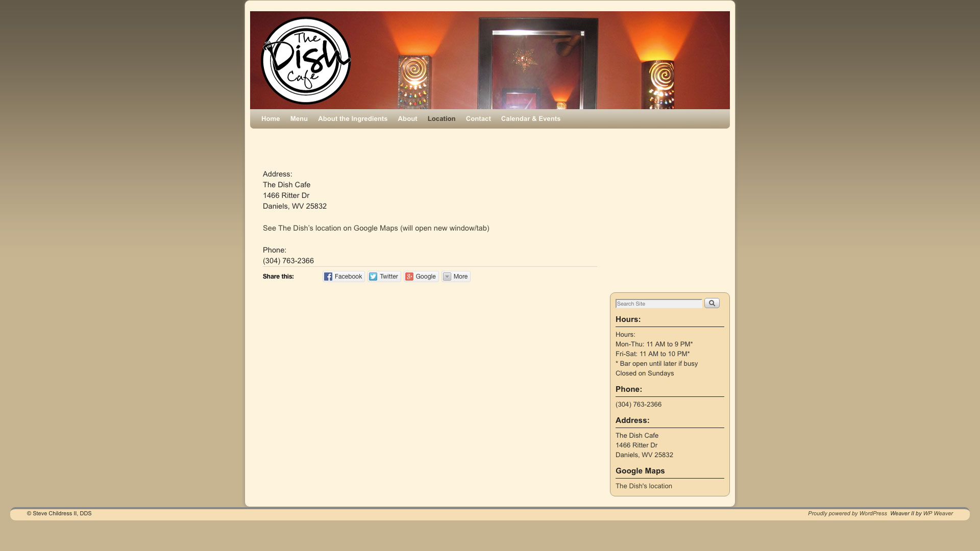 dish-cafe-location-web-design