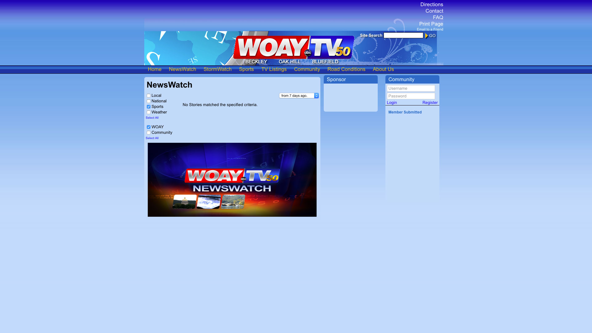 woay-newswatch-web-design
