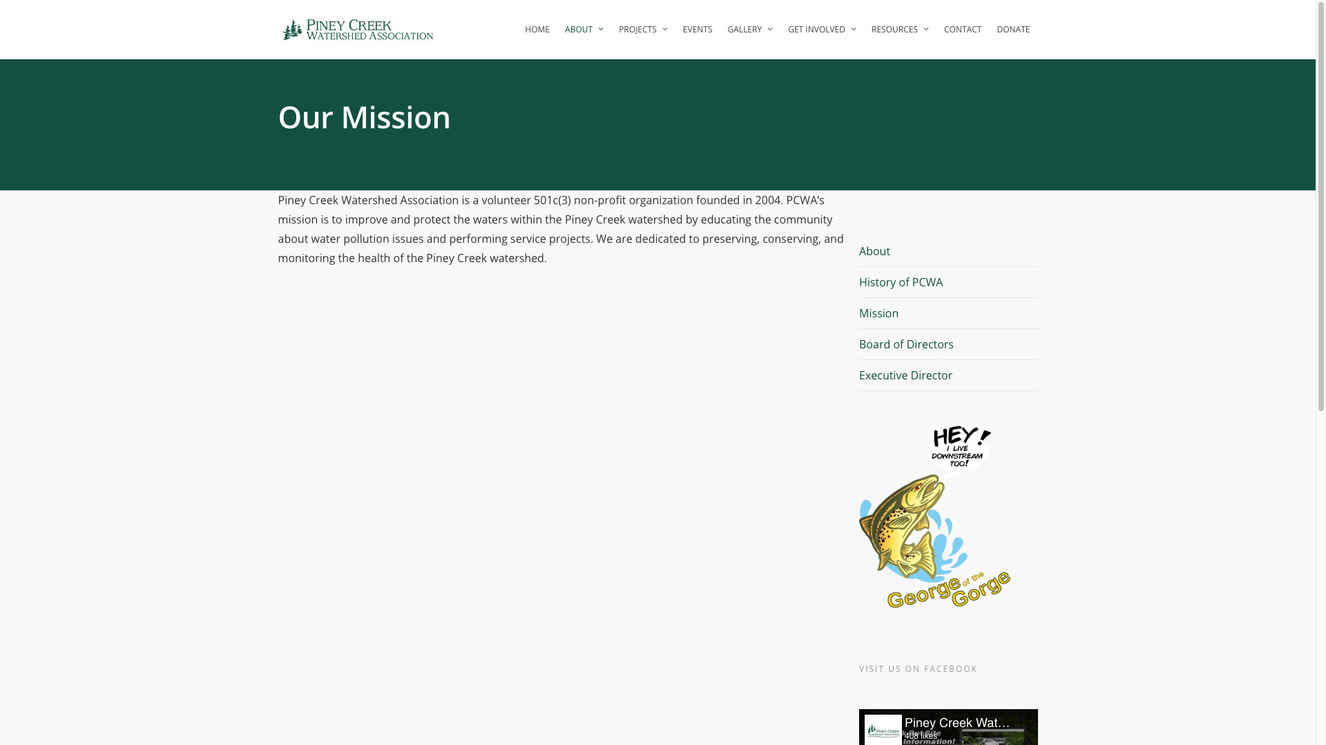 piney-creek-mission-web-design
