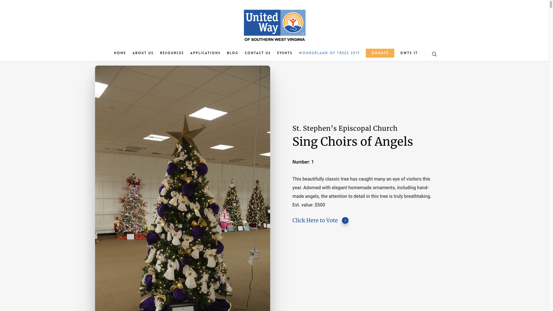 united-way-episcopal-church-web-design