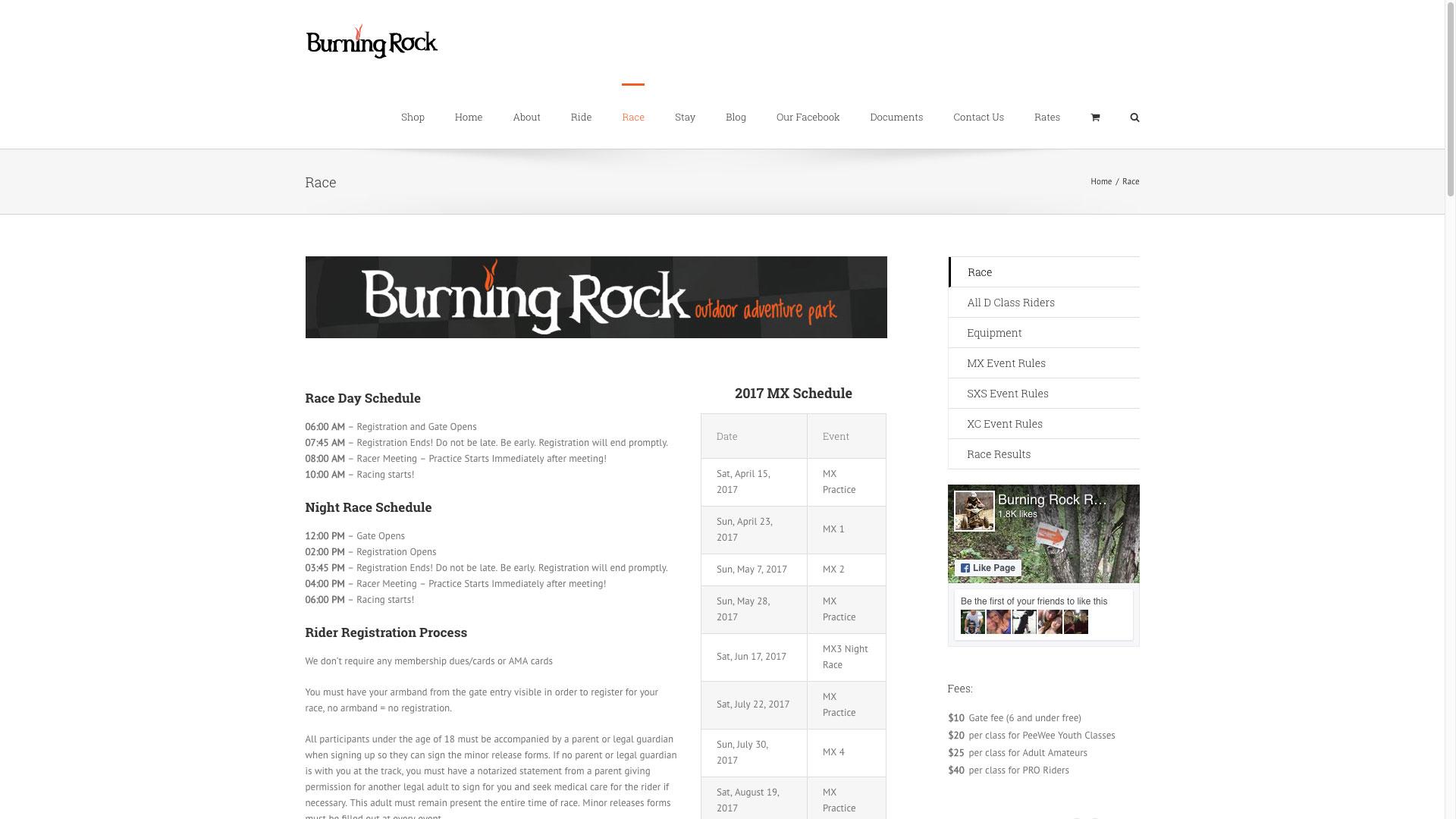 burning-rock-race-web-design