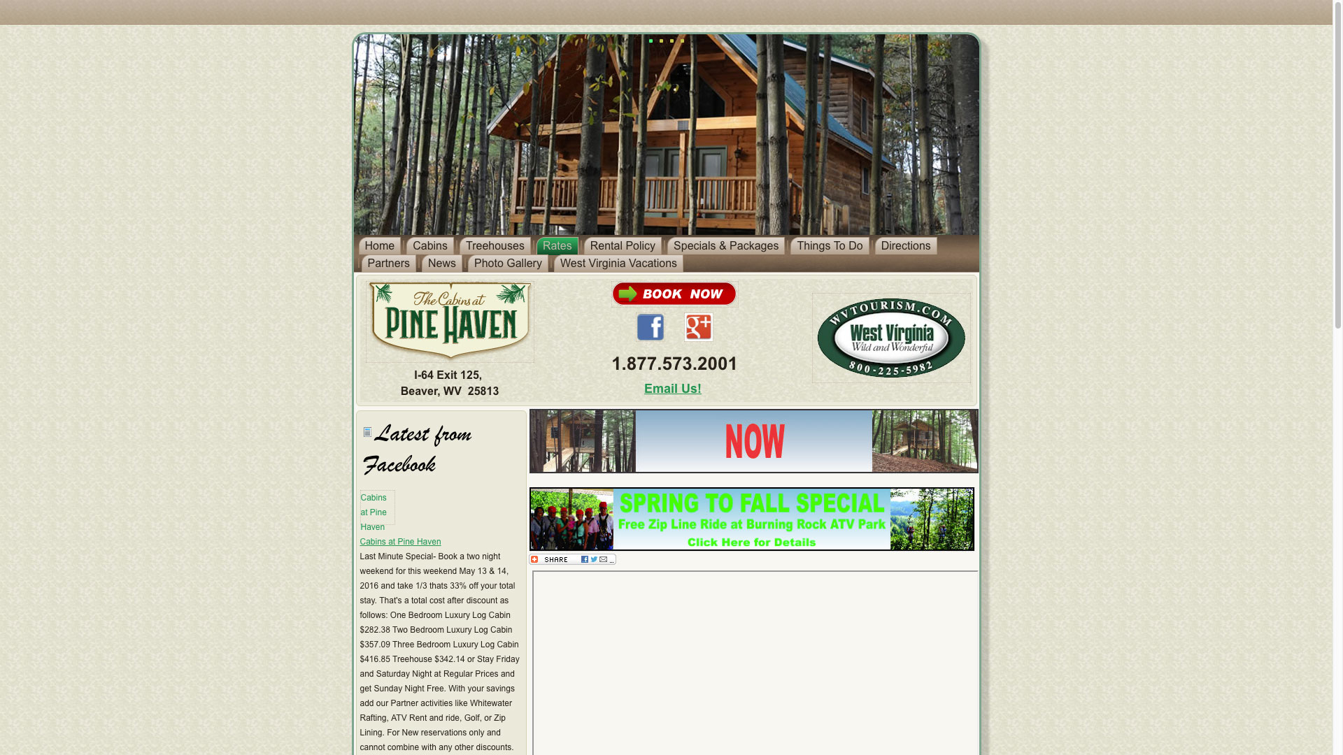 pinehaven-rates-web-design