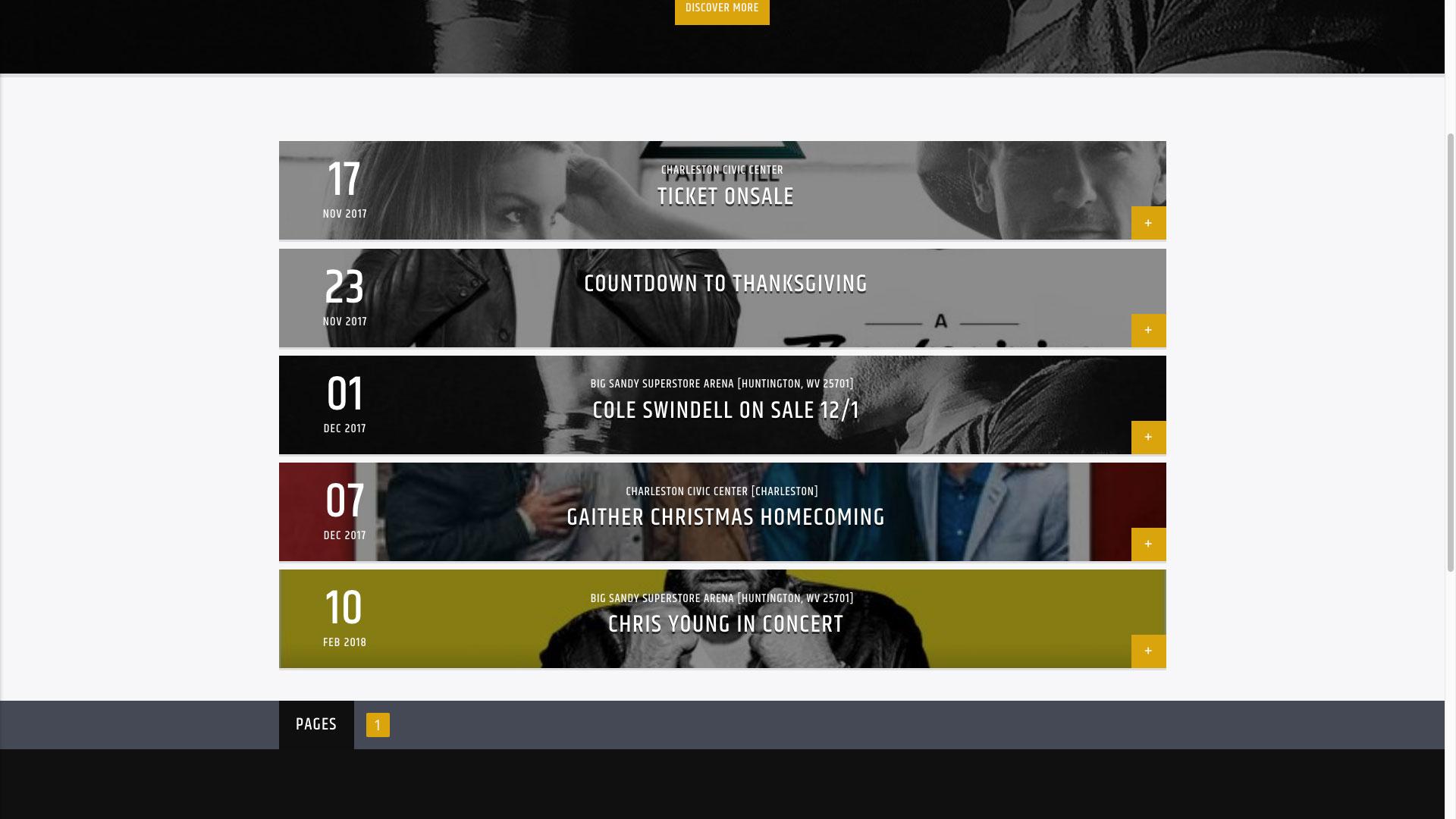 wtnj-events-web-design