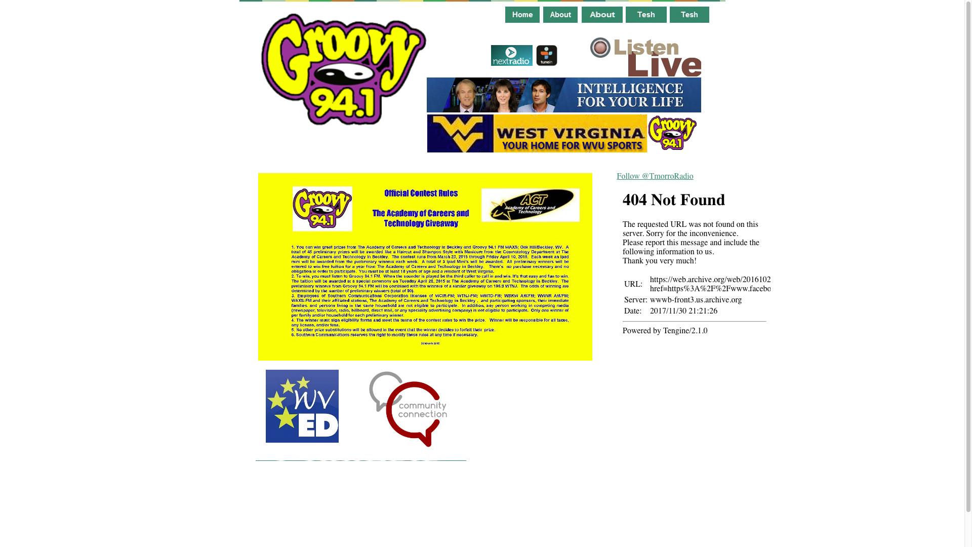 groovy-contest-dates-web-design