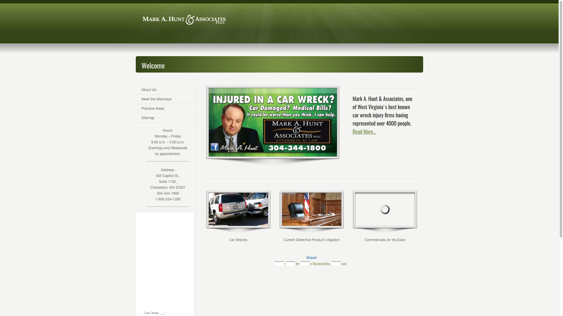 mark-hunt-welcome-web-design