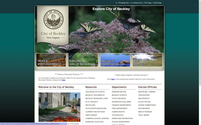 explore-beckley-web-design