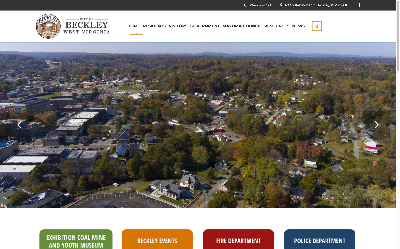 beckley-home-web-design